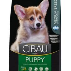Farmina Cibau Puppy Medium корм для щенков средних пород