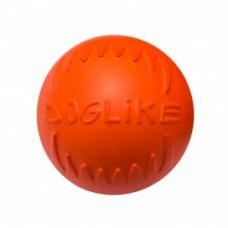 Doglike мяч большой оранжевый ф100 мм