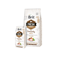 Brit Fresh корм для собак с избыточным весом