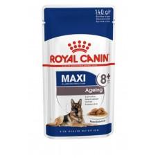 Royal Canin Maxi Ageing 8+ влажный корм для крупных собак 8+ соус 10*140 гр