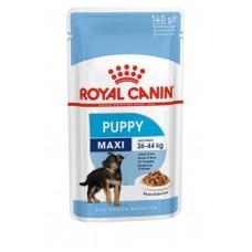 Royal Canin Maxi Puppy влажный корм для крупных щенков соус 10*140 гр