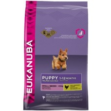 Eukanuba Dog Puppy & Junior Корм для щенков мелких пород