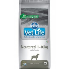 Farmina Vet Life Neutered до 10kg корм для собак