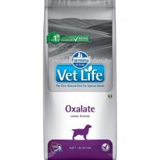 Farmina Vet Life Oxalate корм для собак при образования уролитов