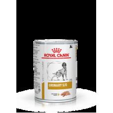 Royal Canin Urinary S/O консервы для собак