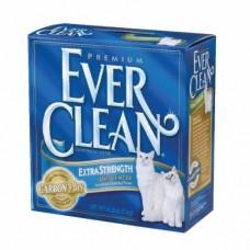 EVER CLEAN Extra Strength Unscented Наполнитель комкующийся без ароматизатора 10 кг