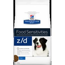 HILLS Prescription Diet z d Ultra лечебный корм для собак